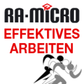 Effektives Arbeiten RA-MICRO